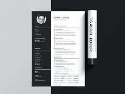 Newsletter Cover Letter A Clean Resume Template With Cover Letter Is Available As