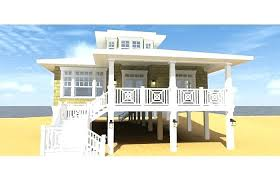 house plans on piers beach house floor plans beach house plans medium size small beach house