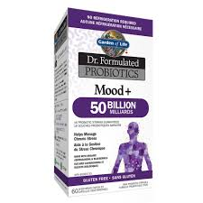 garden of life dr formulated probiotics mood 50 billion shelf stable
