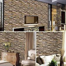 3d stone wallpaper self adhesive