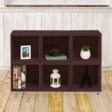 tool free furniture. Way Basics Barcelona 6 Cubes ZBoard Stackable Modular Storage Cubby Organizer, Tool-Free Assembly Tool Free Furniture