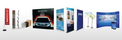 Corporate Display Stands Fascinating Signs And Stands Advertising Indoor Outdoor Signs 32D Signs