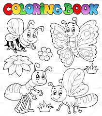 Cute Insect Coloring Pages Google Search