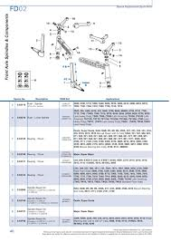 ford front axle page 52 sparex parts lists diagrams s 73978 ford fd02 46