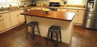 kitchen Build Kitchen Island Diy Kitchen Island With Seating And