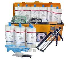 foundation crack repair kit.  Repair PolyUrethane Crack Repair Kit In Foundation O