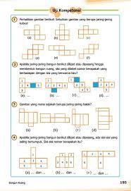 Soal uas bahasa indonesia sma/smk dan kunci jawaban. Kunci Jawaban Buku Senang Belajar Matematika Kelas 5 Kurikulum 2013 Revisi 2018 Halaman 195 196 Kunci Soal Matematika