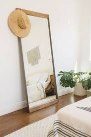 Large Wall Mirrors For Bedroom 17 Best Ideas About Floor Mirrors On Pinterest Large Floor