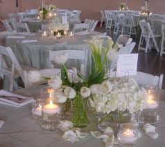 Round Table Decoration Table Decor With Red Roses And White Tulips Centerpiece Google