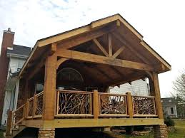 covered deck ideas. Covered Deck Ideas Decks Cedar Timber Design