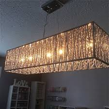 costco chandelier dining table room lights and within