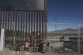 Border Wall Design Concepts Trumps Wall Plan Moves Ahead And Design Firms Are