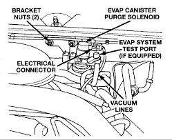 2001 dodge ram 1500 evap system diagram wiring diagrams 2001 dodge dakota the 3 9l v6 and 4 sd auto error codes