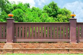 Small Picture Brick And Wood Fence Colors SOGOCOUNTRY Design Excellent Brick