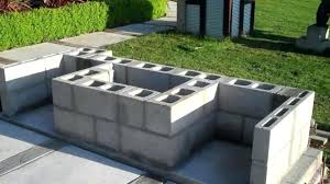 how to build a outdoor kitchen with cinder blocks concrete block outdoor kitchen outdoor kitchen cinder