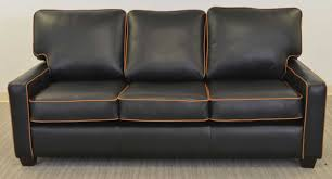 sofa contrast piping