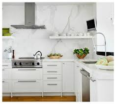 Ikea Kitchen White Cabinets Simple Decoration