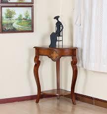 corner tables furniture. classic accent furniture console sofa tables wooden wine corner regarding decoration ideas x