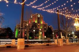 Downtown Denver Lights Colorado Festivals Holiday Lighting Colorado Com