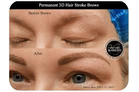 permanent makeup before and after custom beaute amherst buffalo new york