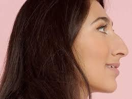 Long Nose Womans Big Nose Photo Starts Side Profile Selfie