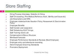 retail store operations brief research    store  amp  banking