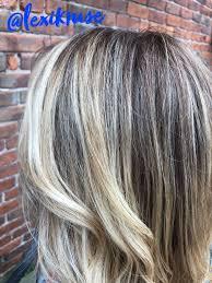 Ashy Blonde Balayage 2018 Summer Hair