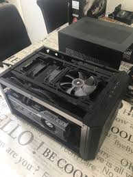 Fractal Design Core 500 Build Extreme Core 500 Msi Sea Hawk 1080 Ti Edition Cases And