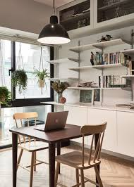 Home Designs: Open Plan Mini Loft For Cat Owner - Taiwan