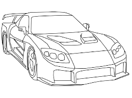 Photos draw fast cars drawings art gallery