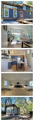 From The Inside This Tiny House Feels Huge - 600 sq ft house interior design