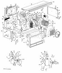Trane air conditioner parts diagram beautiful ge a3b588daalq1 parts