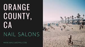 orange county nail salons