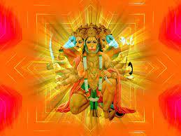 Panchmukhi Hanuman Ji Wallpapers