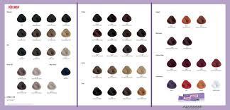 Alphaparf Colour Wear Chart D050817 Alfaparf Colour Wear