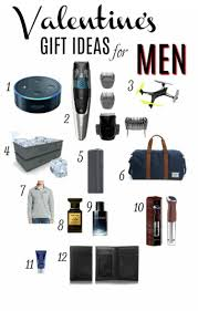 valentines gift ideas for men