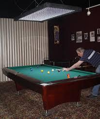 Pendant Lighting Over Pool Table Pendant Lights Over Tables Home
