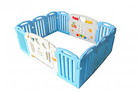 baby playpen kids 14 panel safety play center yard home indoor outdoor pen review