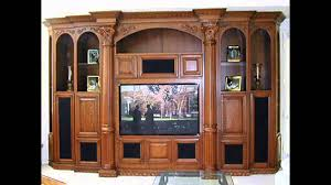 Home Theater Cabinet Custom Home Theater Cabinets Ideas Youtube