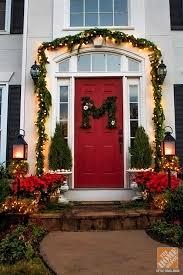 holiday door decorating ideas. Holiday Door Decorating Ideas For Your Small Porch Holiday Door Decorating Ideas