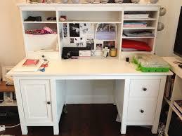 item8 ikea hemnes desk add on unit white by