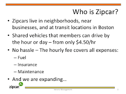 Zipcar Driver Training Center     Course Hero