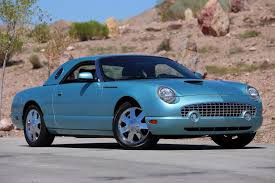 Purchase used STUNNING COLLECTIBLE 2002 FORD THUNDERBIRD PREMIUM ...
