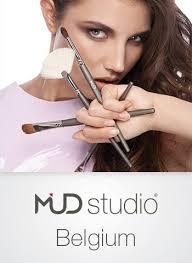 mud make up designory studio belgium