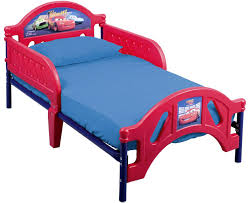 Image Of: Disney Cars Toddler Bed Color