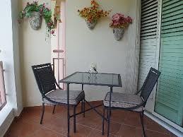 Furniture for condo Functional Condo Balcony Bistro Set Outdoor Furniture Beliani Blog How To Choose Outdoor Patio Furniture For Condo Balcony Or Terrace