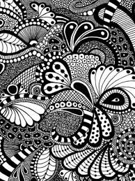 Zentangle Patterns Impressive 48 More Zentangle Patterns To Practice With Bored Art