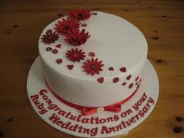Famed Wedding Anniversary Wedding Cake Flavors Then Small