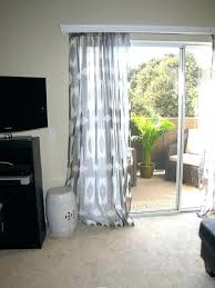 sliding glass door blinds or curtains marvelous curtains over vertical blinds curtains over sliding glass doors