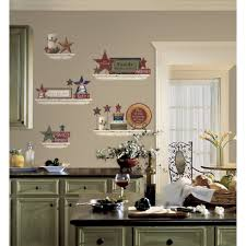 Exellent Kitchen Wall Decorating Ideas Country Decor French D In Design